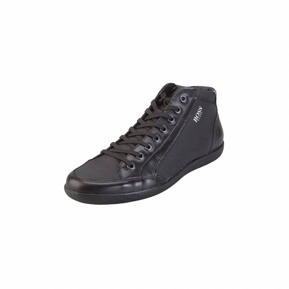 Boss Shoes 01300 Black Leather