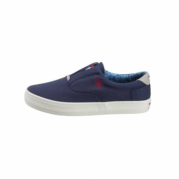 Ανδρικά Slippers Us Polo Assn Flag Dk Blue Galan4018S9 C1