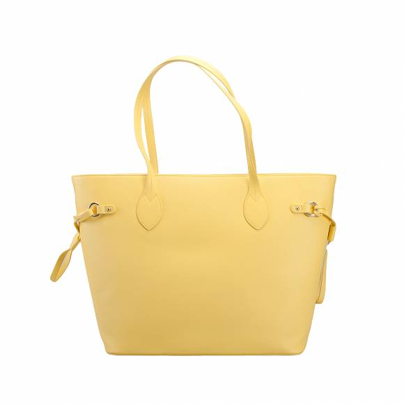 La Martina 41W301 N0020 02143 Super Lemon shopper bag Valentina