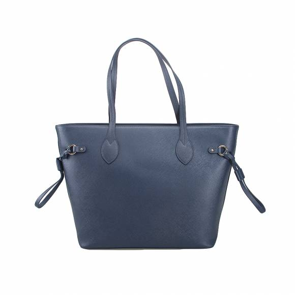 La Martina 41W301 N0020 07017 Navy shopper bag Valentina
