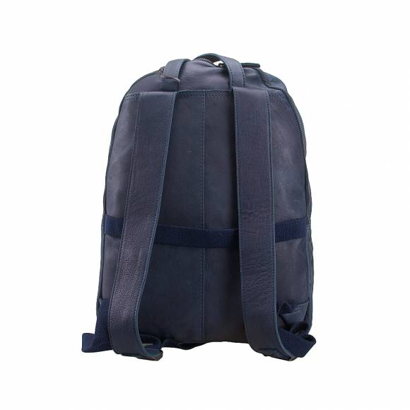Ανδρικό Backpack La Martina 41M121 N0010 07017 Navy Backpack Esteban