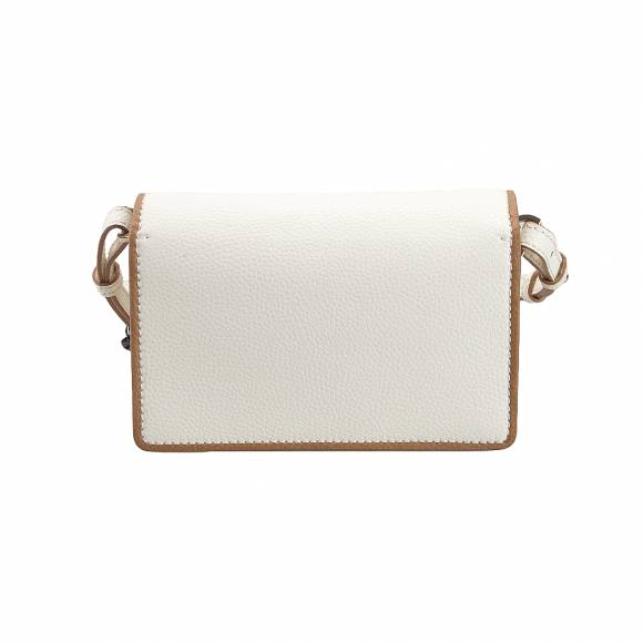La Martina 41W271 N0000 00002 Off White Shoylder bag Margarita