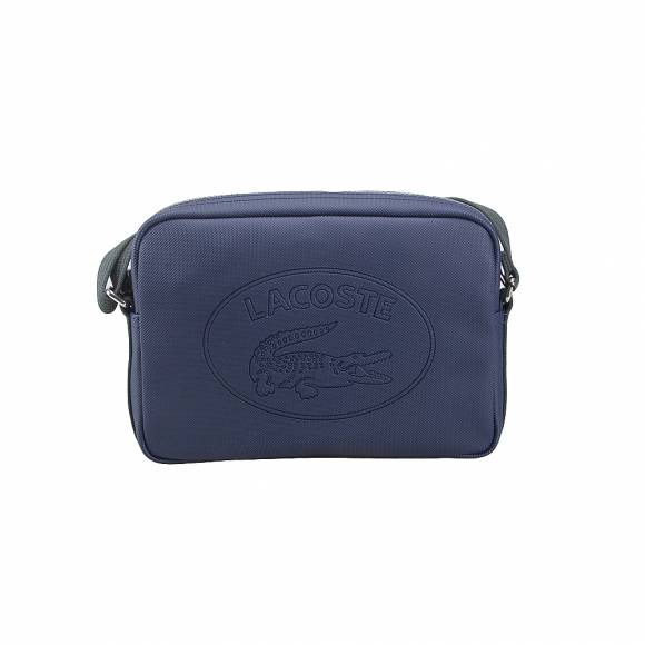 Lacoste NF2808WM V22 Peacoat greener square crossover bag pvc