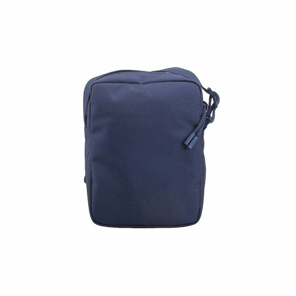 Ανδρικό τσαντάκι ώμου Lacoste NH2102NE 992 Peacoat vertical camera bag 100% polyester