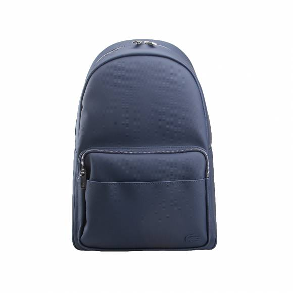 Ανδρικό BackPack Lacoste NH2583HC 021 Peacoat Backpack