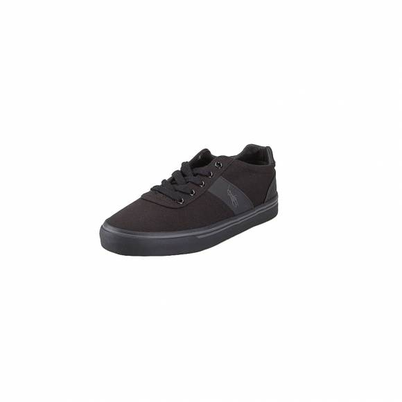 Ανδρικά Sneakers Polo Ralph Lauren Hanford ne Black Black 816176919C43
