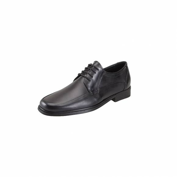 Verraros Uomo 161 Black Leather