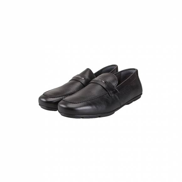 BOSS SHOES J5764 BLACK
