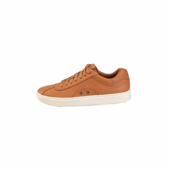 Polo Ralh Lauren 809710574004 Court100 Lux sk ath Cla Tan