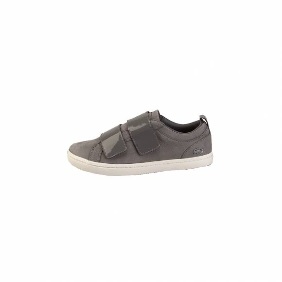 Lacoste Straightset Strap3181 7 36CAW00462M1 Caw Dk Gry Off Wht Nubuck Synthetic