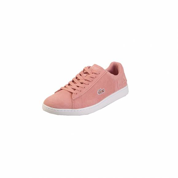 Lacoste Carnaby Evo 318 4 7 36SPW001213C Spw Pnk Pnk Suede