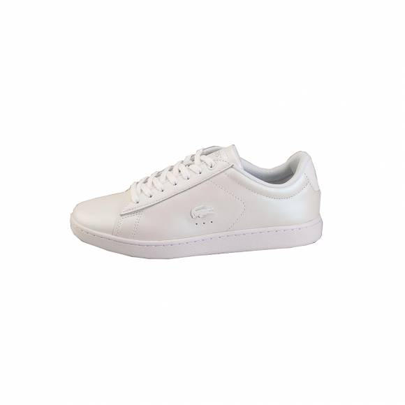 Lacoste Carnaby Evo 318 5 Spw 7 36SPW001321G Wht Wht Leather