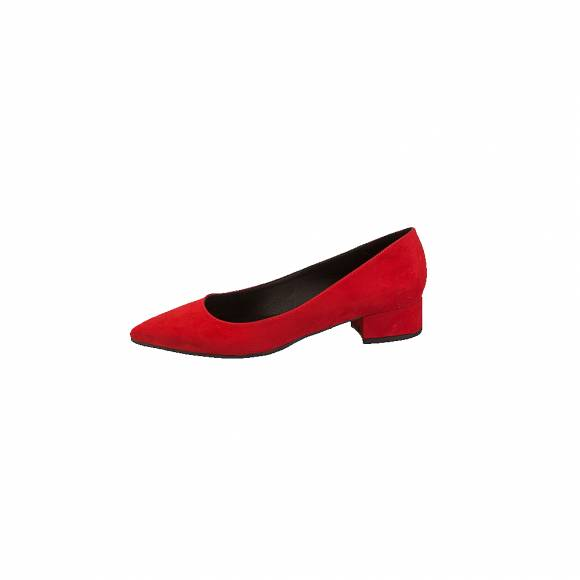 Moods 2542 Red Suede