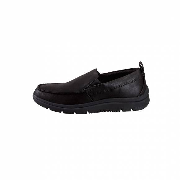 Ανδρικά Slippers Clarks Tunsil Way 26144931 Black