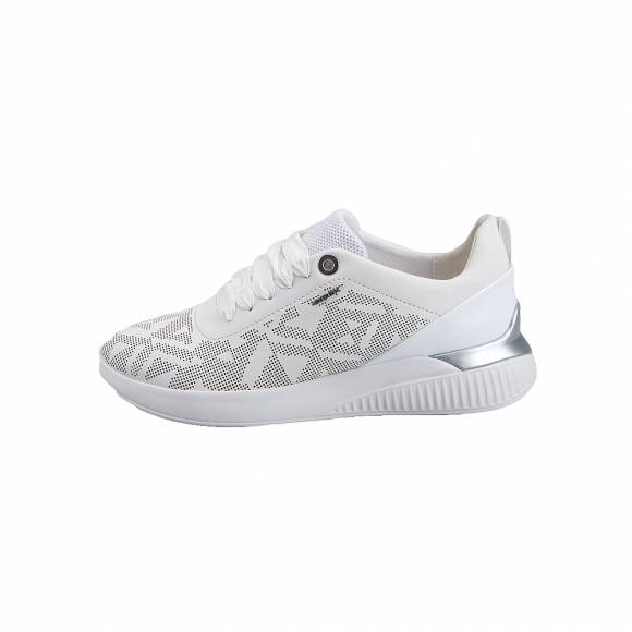 Geox D828SC 00085 C1001 Theragon nappa White sneakers