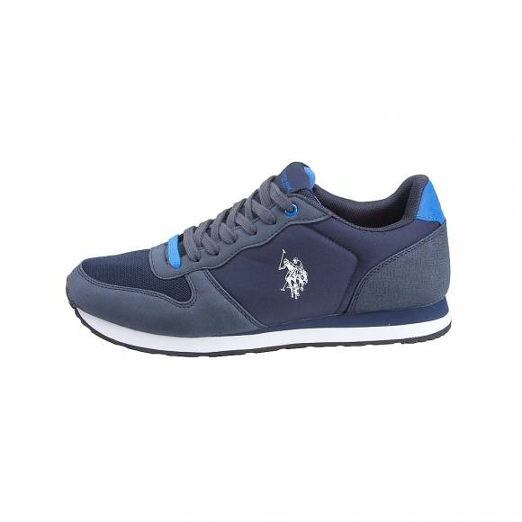 Ανδρικά Sneakers Us Polo Assn Soren Blue Roy