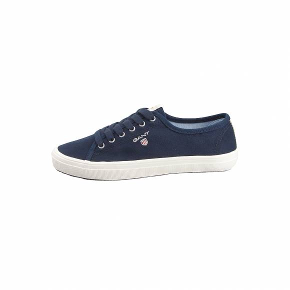 Gant New Haven 18538400 Washed Twill G69 Storm Blue