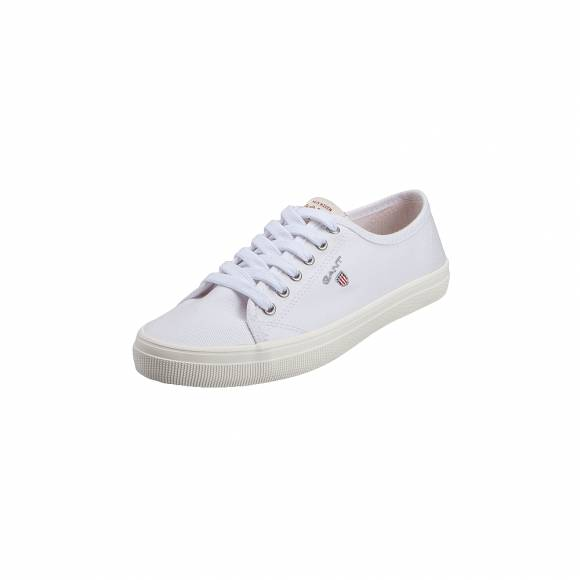 Gant New Haven 18538400 Washed Twill G290 Bright White