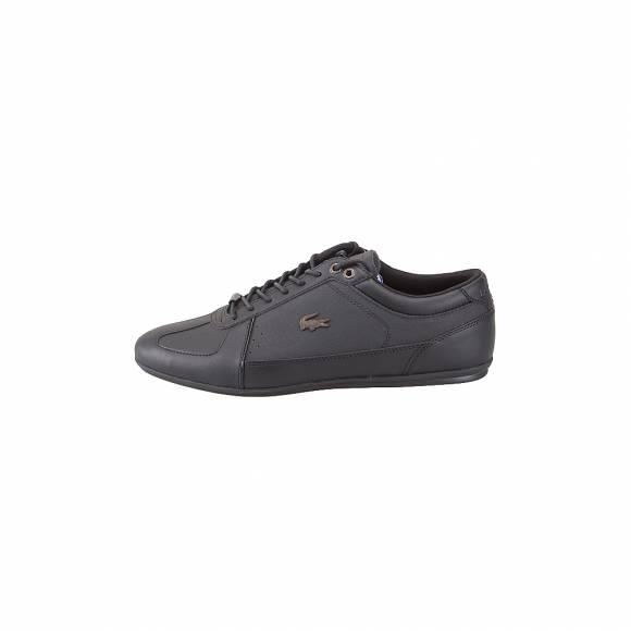 Lacoste Evara 318 1 Cam 7 36CAM002302H Blk Blk Leather Synthetic