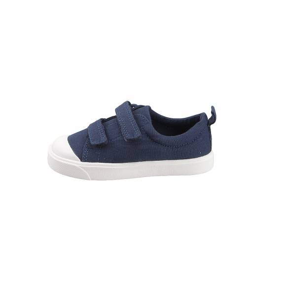 Παιδικά Clarks City FlareLo T 261415847 Navy Canvas