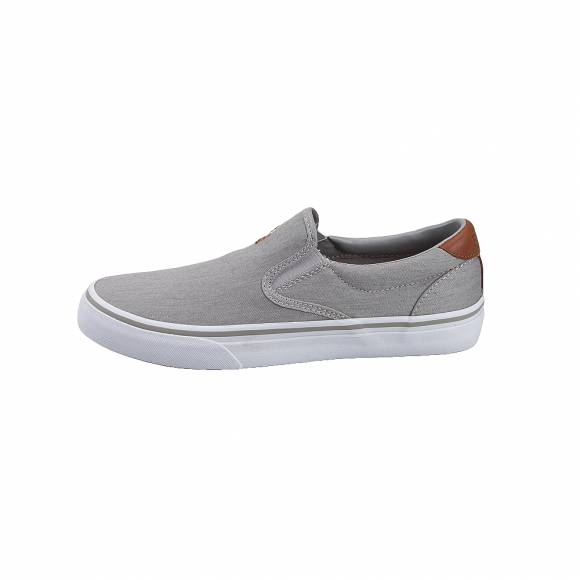 Polo Ralh Lauren Thompson Ne Sk Vlc Soft Grey 816747516003