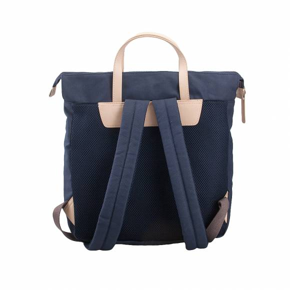 Clarks Novona Tide 261394590 Navy Canvas Backpack