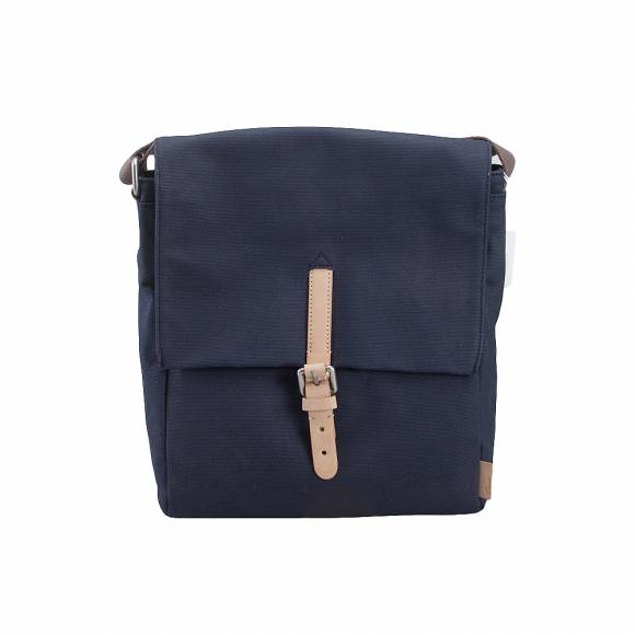 Clarks The Reed 261417880 Navy Canvas Backpack