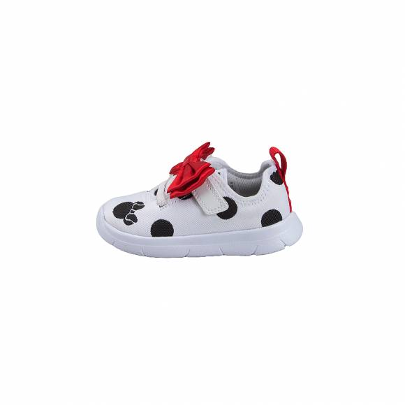 Παιδικά Slippers Clarks Ath Bow T 26142408 White combi