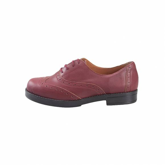 Verraros Donna 93 Bordeaux Leather