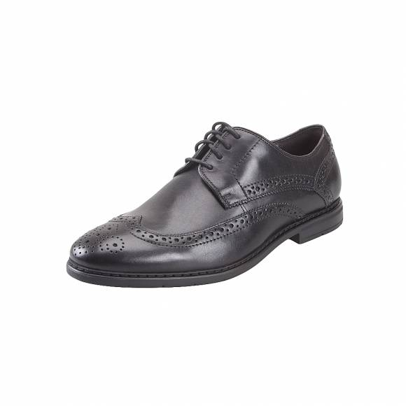 Clarks Banbury Limit 26132242 Black Leather