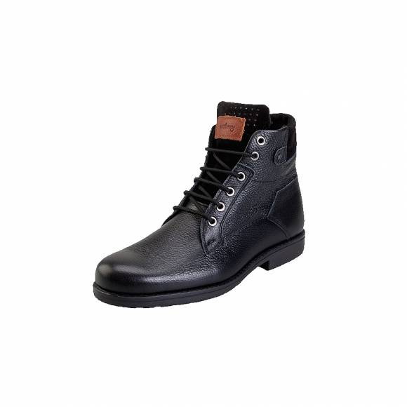 Northway 690 Black Leather