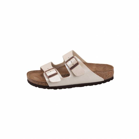 Γυναικεία Σανδάλια Birkenstock Arizona BS 1009921 Graceful Pearl White