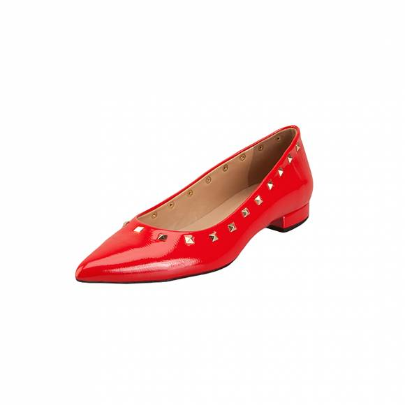 Bruni 902 Red patent