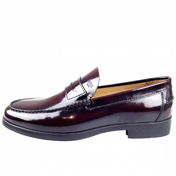 Ανδρικά Loafers Boss P6487 Bordo Florentic