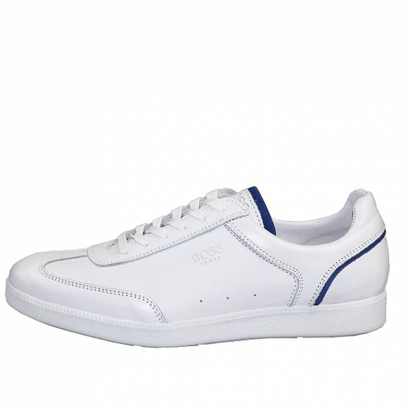 Ανδρικά Sneakers Boss Shoes NP236 White Top