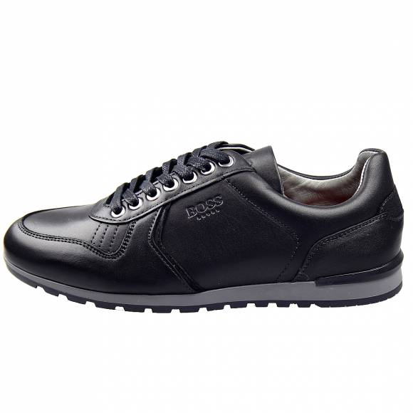 Ανδρικά Sneakers Boss Shoes PQ150 Black Burn