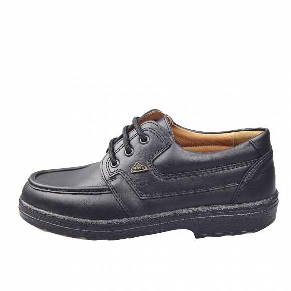 Ανδρικά Παπούτσια Casual Boxer 01532 18 111 Μαύρο