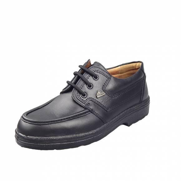 Ανδρικά Παπούτσια Casual Boxer 01532 Μαύρο