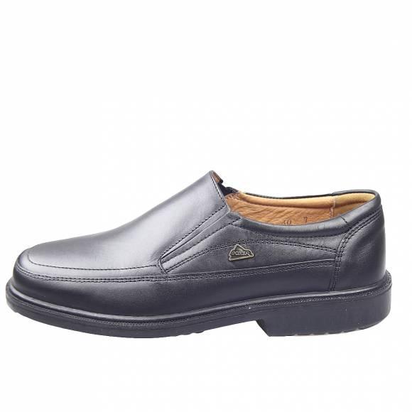 Ανδρικά Παπούτσια Casual Boxer 10069 Μαύρο
