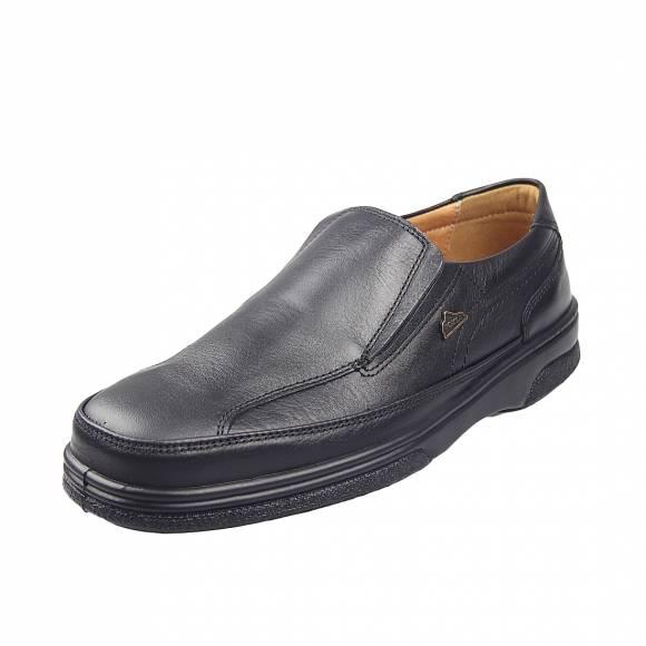 Ανδρικά Παπούτσια Casual Boxer 11529 18 111 Black