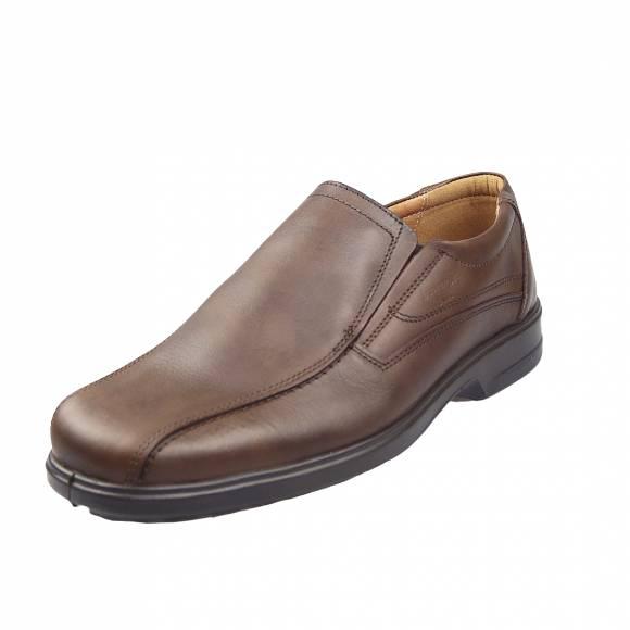 Ανδρικά Παπούτσια Casual Boxer 13754 14 114 Brown