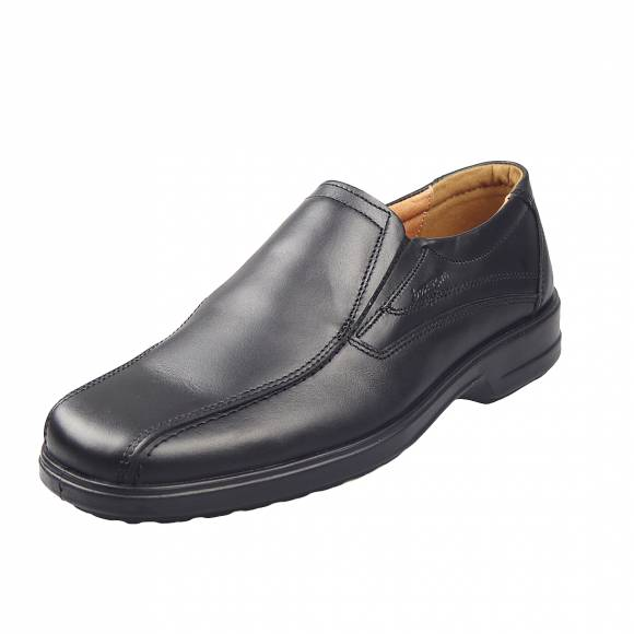 Ανδρικά Παπούτσια Casual Boxer 13754 14 111 Black