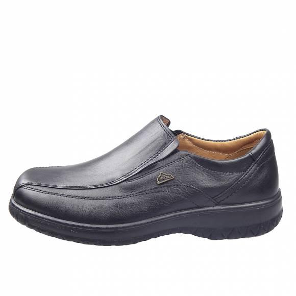 Ανδρικά Παπούτσια Casual Boxer 14722 Μαύρο