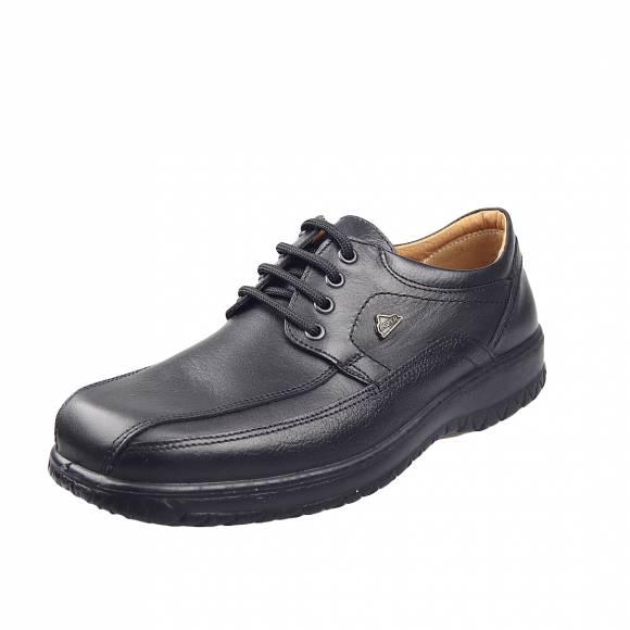 Ανδρικά Παπούτσια Casual Boxer 14723 18 111 Black