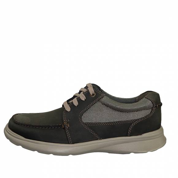 Ανδρικά Παπούτσια Casual Clarks Cortell Lane 26148652 7 Olive Combination