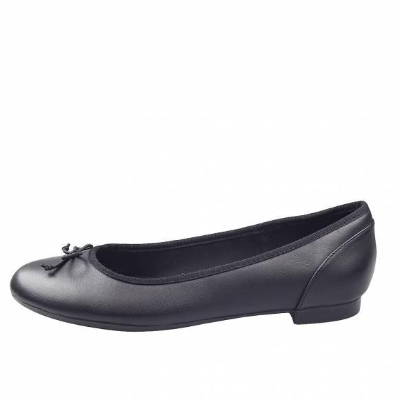 Γυναικείες Μπαλαρίνες Clarks Couture Bloom 26115485 4 Black leather