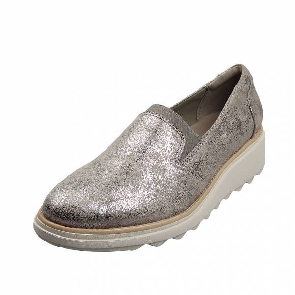 Γυναικεία slippers Clarks Sharon Dolly 26147480 Pewter