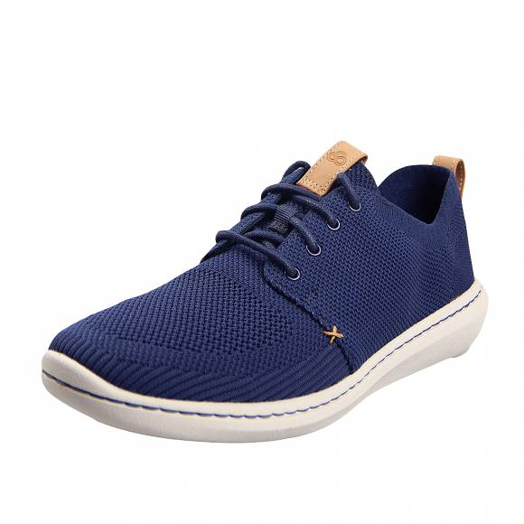 Ανδρικά Sneakers Clarks Step Urban Mix 26138175 7 Navy