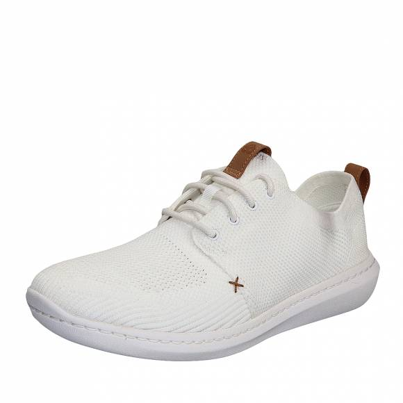 Ανδρικά Sneakers Clarks Step Urban Mix 26140261 7 White