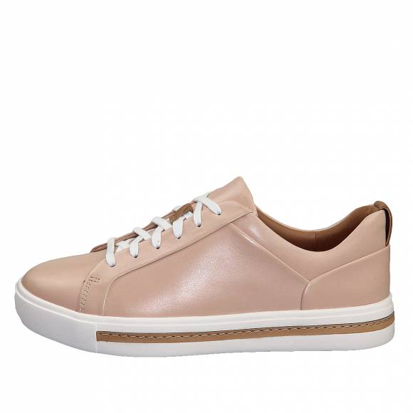 Γυναικεία sneakers Clarks unstructured Un Maul Lace 26140167 4 Blush leather